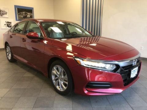 Pre-Owned 2019 Honda Accord Sedan LX 1.5T Front Wheel Drive